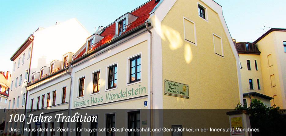 Pension Haus Wendelstein München