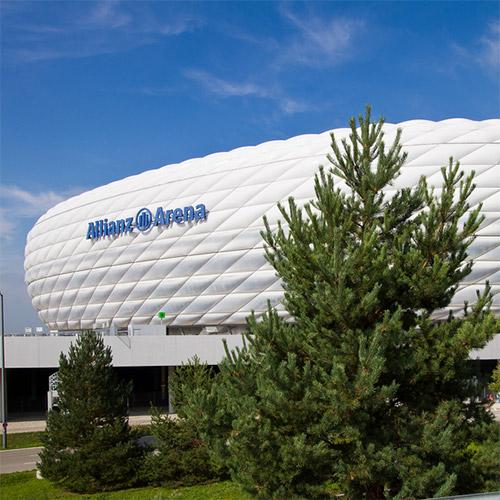 Allianz Arena Pension Haus Wendelstein
